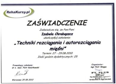 6 - Certyfikaty
