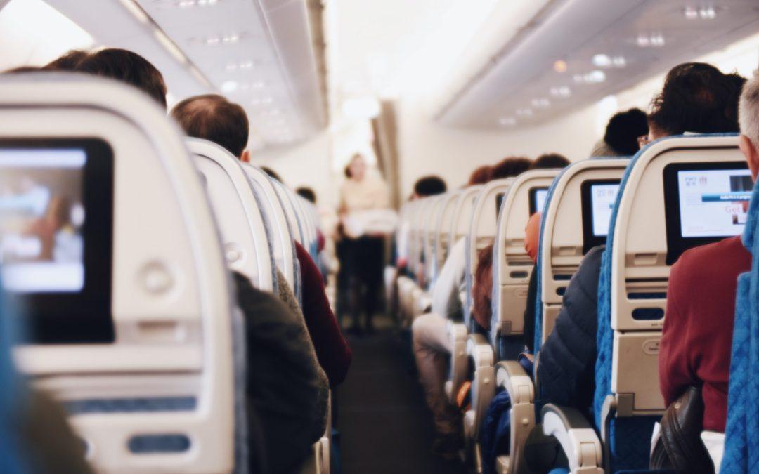 Jak przetrwać lot samolotem?