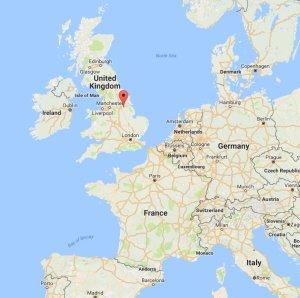 Map of Fizzics location