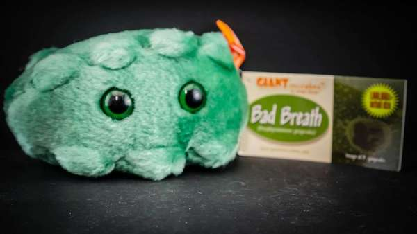 Giant Bad Breath Plush Toy