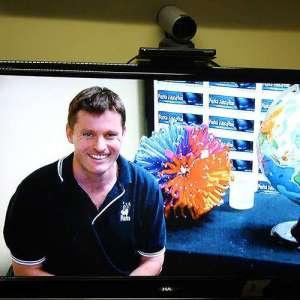 Science video conferencing