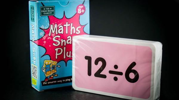 Math Snap Playing Cards