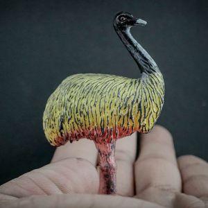 Emu replica