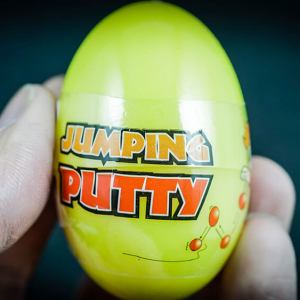 Jumping Putty Science Toy
