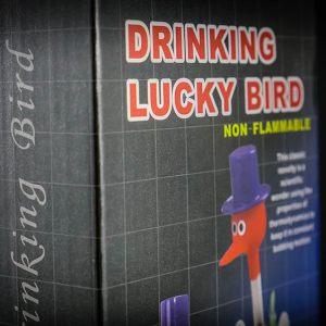 Drinking Bird Toy