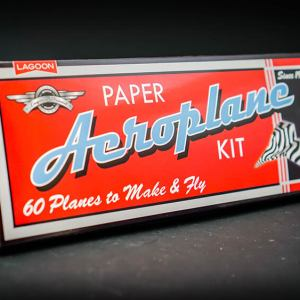 Paper plane kit (20 designs to make)