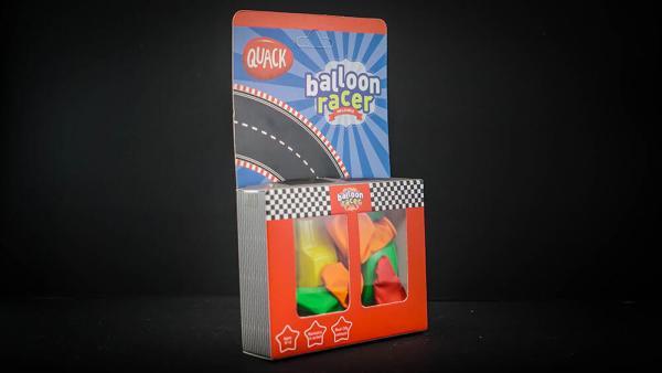 Balloon Car Racer Toy