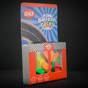 Balloon Car Racer Toy