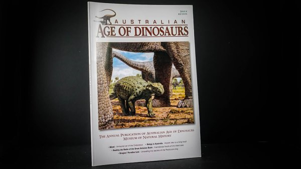 Australian Age of Dinosaurs Journal Issue 8