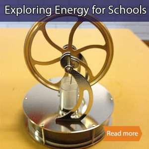 Exploring Energy school science visit