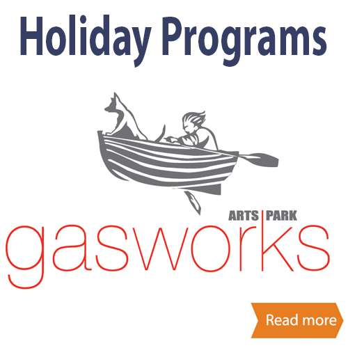 Gasworks Arts Park Holiday Science Programs