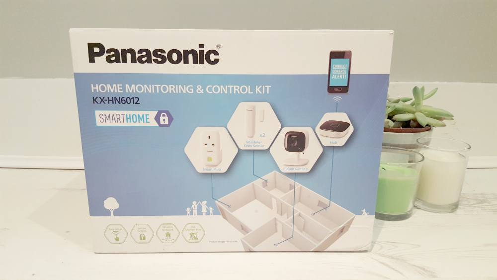 Panasonic Smart Home Monitoring And Control Kit Review