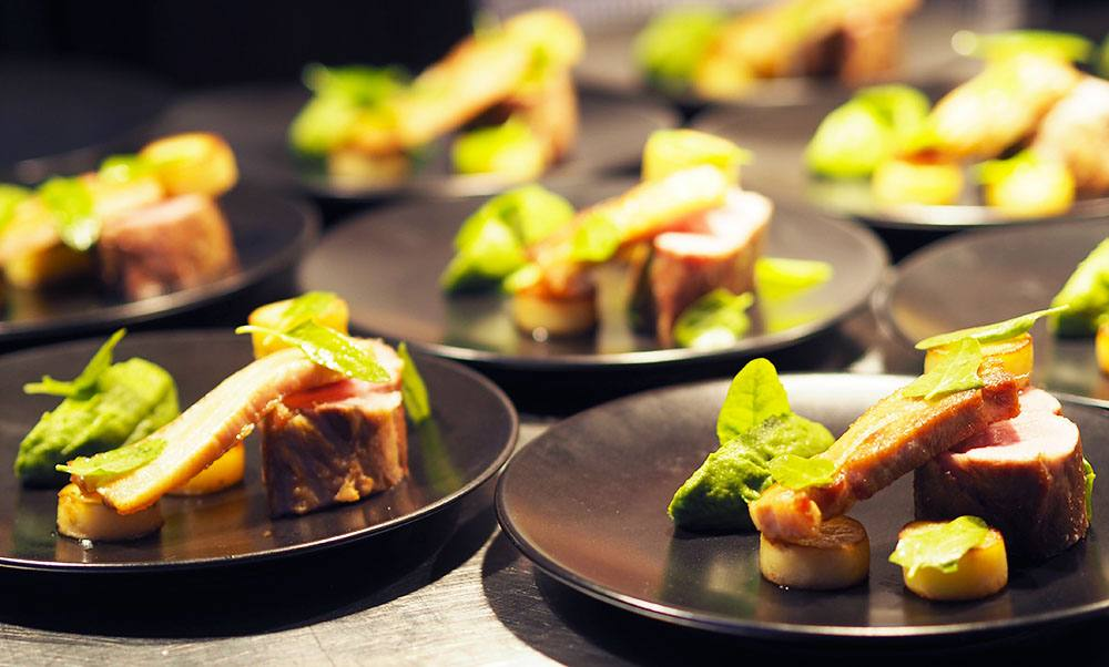 Fine Dining Experience at Issac At, Brighton