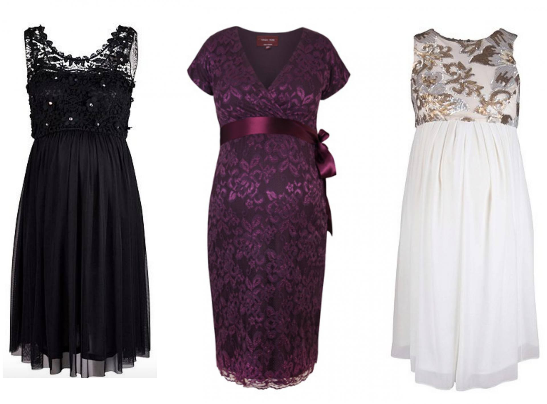 Christmas Party Dress Inspiration (with maternity options too!)