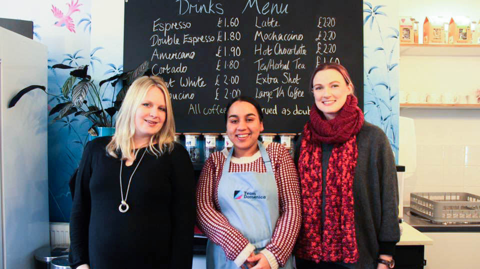 A Hidden Gem: Team Domenica Brighton