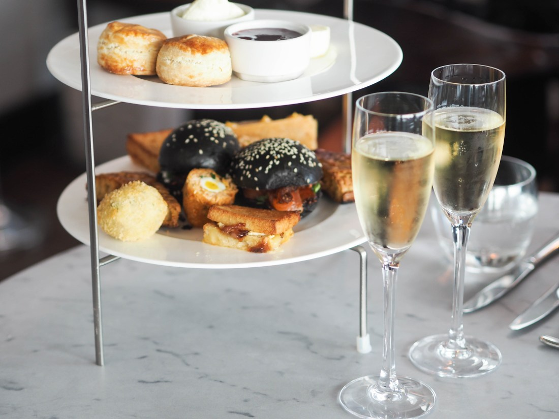 Review: Afternoon Tea at The Salt Room Brighton