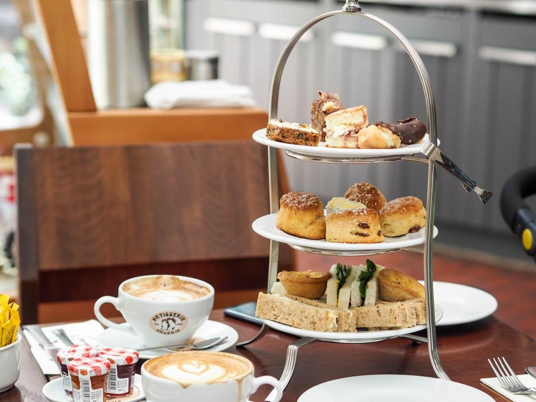 Review: Afternoon Tea at Patisserie Valerie Brighton Fizzy Peaches Brighton Parenting