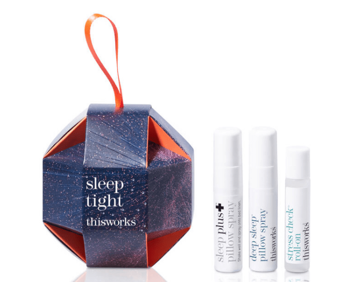 This Works Sleep Tight Bauble (£13.00)