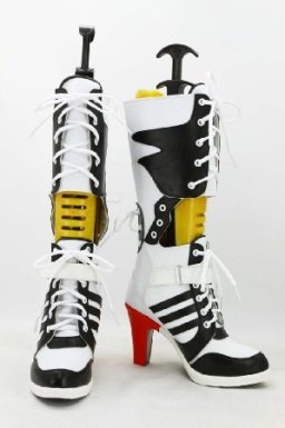 Suicide Squad Harley Quinn Shoes