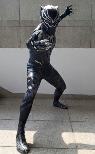 Black Panther Cospaly
