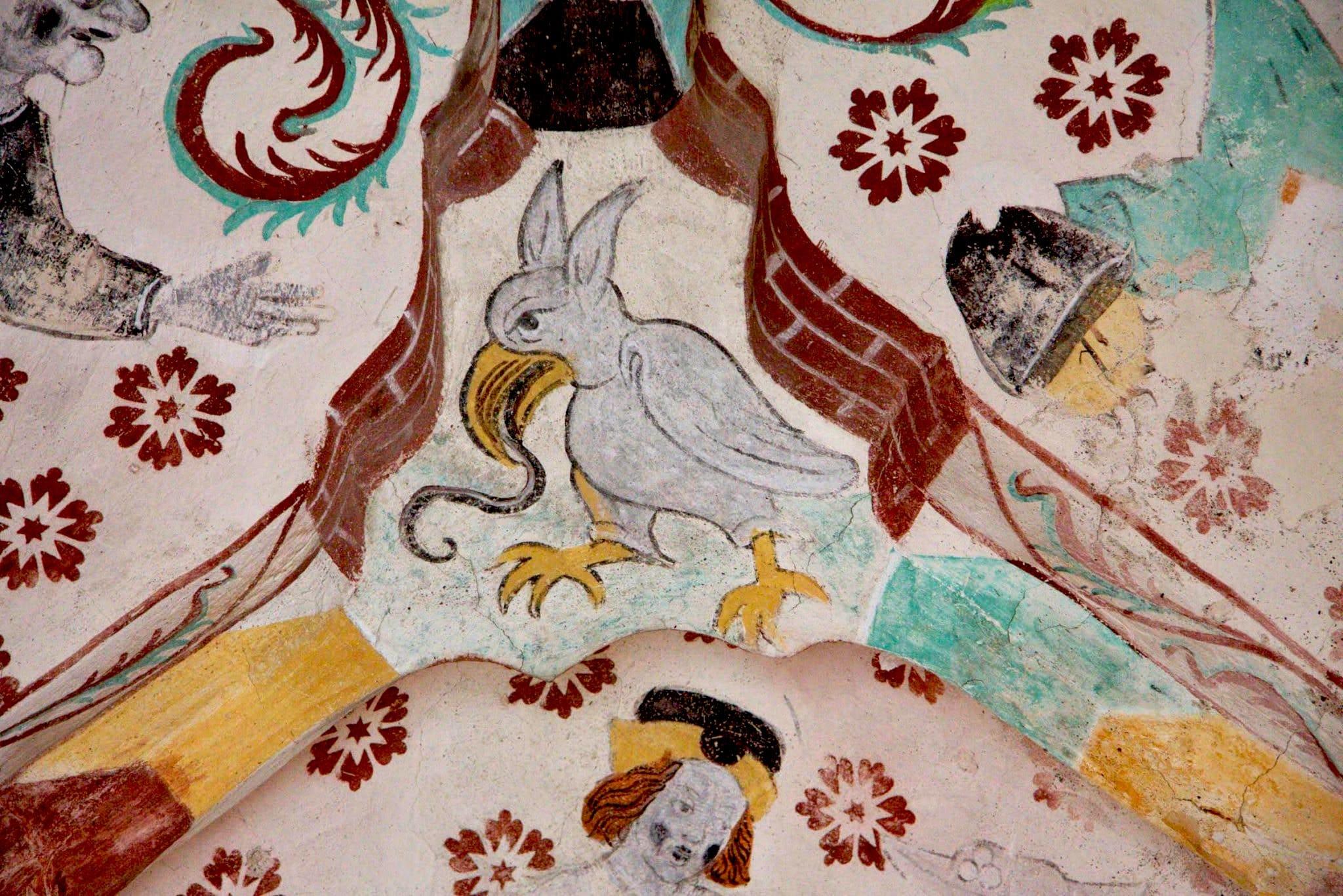 harkeberga bird