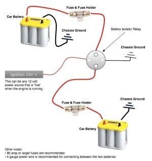 Lets talk dual battery isolators  Toyota FJ Cruiser Forum