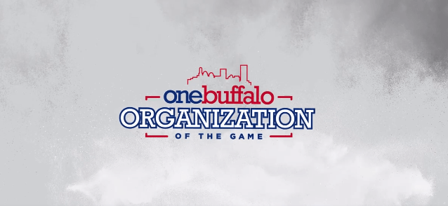 FJC Named One Buffalo Organization of the Game by the Bills
