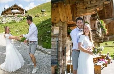 Intime Berghochzeit In Abtenau Miss Freckles Photography