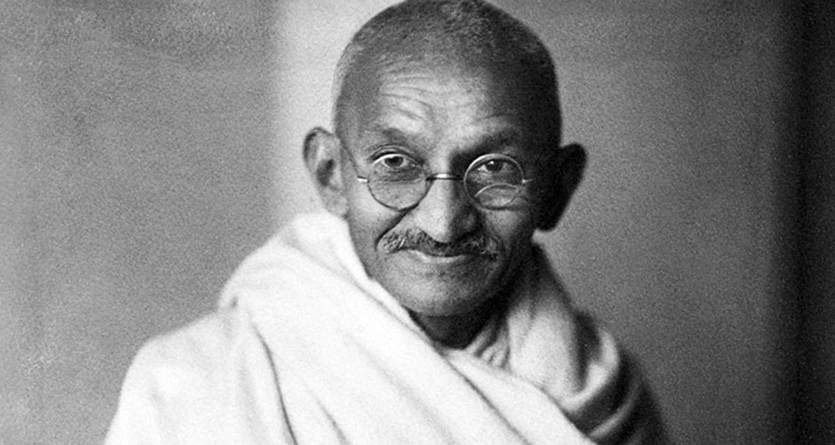 A los 61 años de la muerte de Gandhi