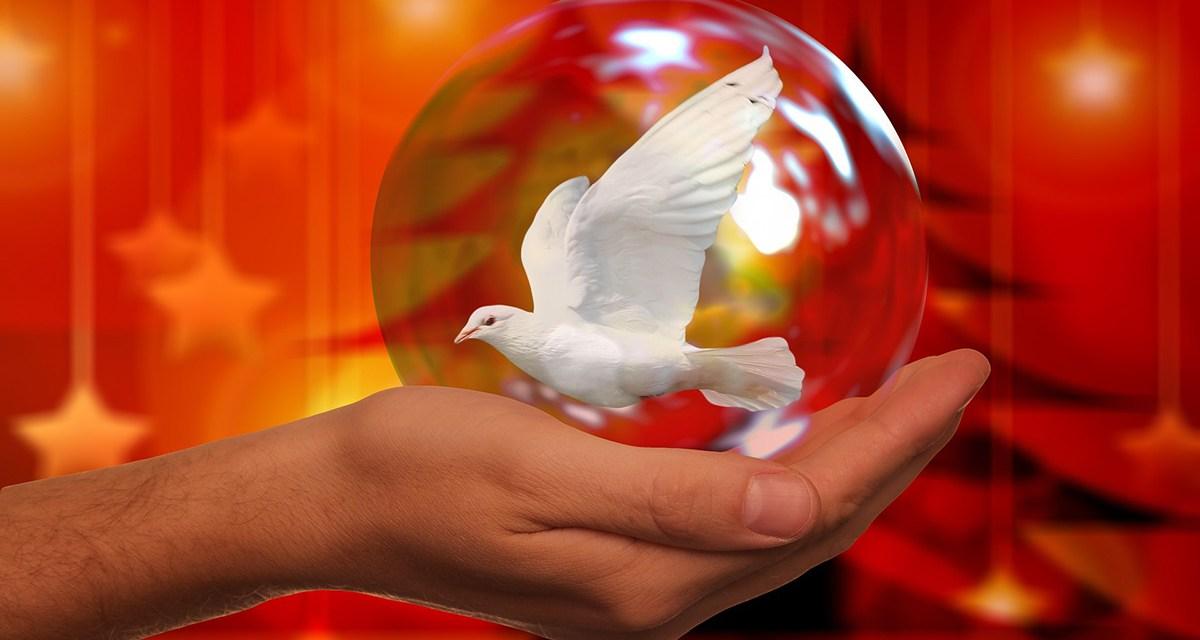 Para que la paz sea algo más que una palabra