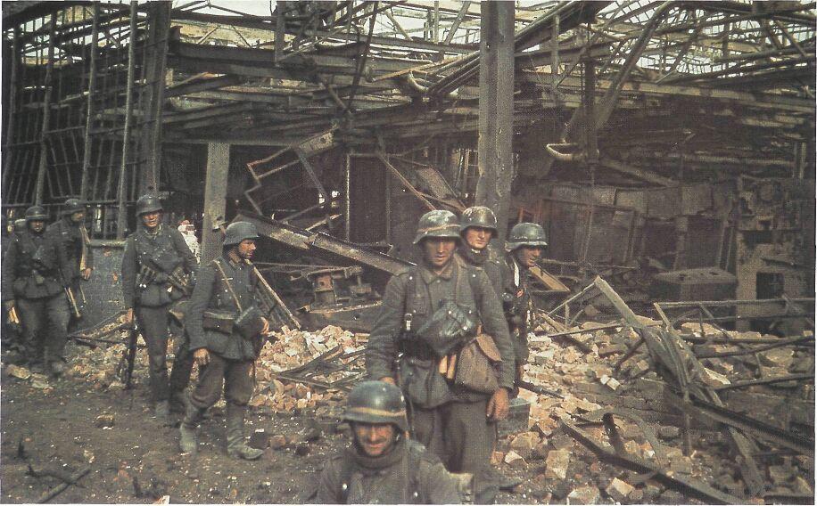Stalingrad en Ruine