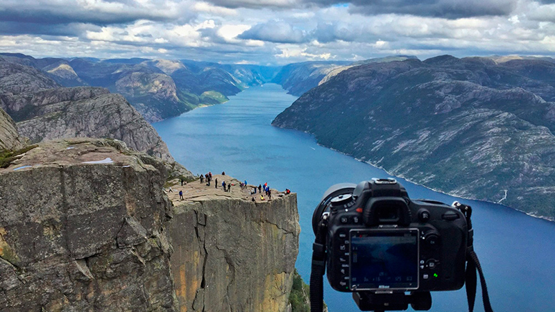 Photo Spots in the Fjords of Norway