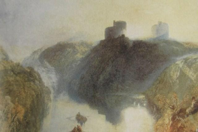 10: Kilgarren Castle, Pembrokeshire.