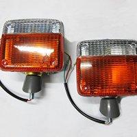 Front Turn Signal Lights Toyota Land Cruiser Fj40 Fj45 Fj50 Fj55 Bj40 Bj45