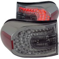 Anzo USA 311184 Smoke LED Tail Light for Toyota Fj Cruiser