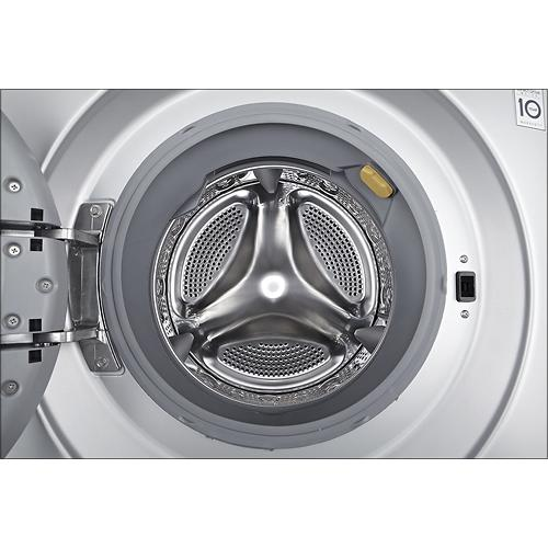 lgu0027s allinone washer and dryer combo does it all in just one machine itu0027s great for those who want to be able to do laundry at home but do not have an