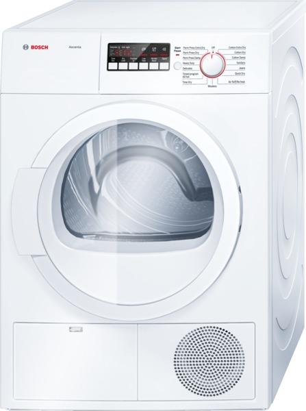 "Bosch Washing Machine Stackable the bosch ascenta 24"" washer wat28400uc and bosch ascenta 24"
