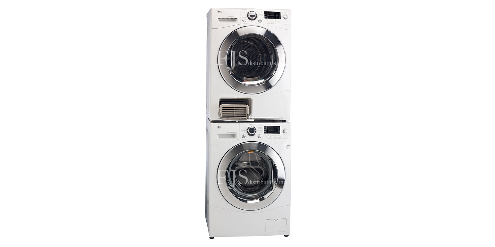 Lg Stackable Side By Side Washer Wm1388hw And Ventless