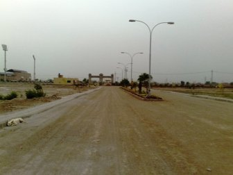 Nayab City Multan 50 Feet road toward Stadium road