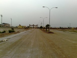 Nayab City Multan 50 Feet road toward Stadium road