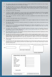 Al Wasay Towers Karachi (Terms & Conditions 2)
