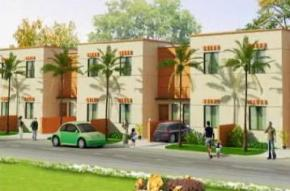 Ashiana Housing Project - a cenceptual view