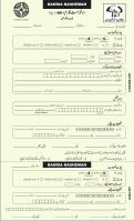 Bahria Nasheman Lahore - Application Form 2