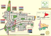 Bahria Nasheman Lahore - Location Map & Master Plan