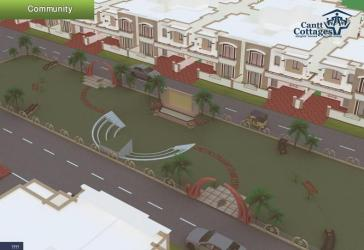 Cantt Cottages Multan near Askaria Phase 2