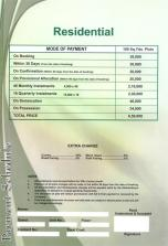 Saima Green Valley Karachi (Payment Schedule residential plots 100 yards)