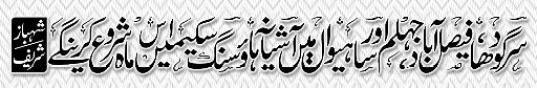 Sargodha, Sahiwal, Faisalabad & Jehlum Ashiana Housing will start from this month - Shahbaz Sharif CM Punjab
