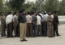 Shahbaz Sharif Visits Bhatta Chowk Lahore Construction (22-5-2011) 7