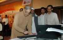 Shahbaz sharif Balloting of Ashiana Housing in Lahore