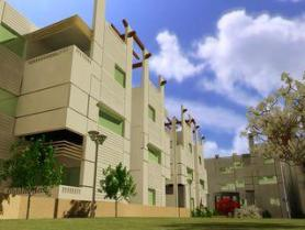 High Rise Flats in Phase V Hayatabad, Peshawar